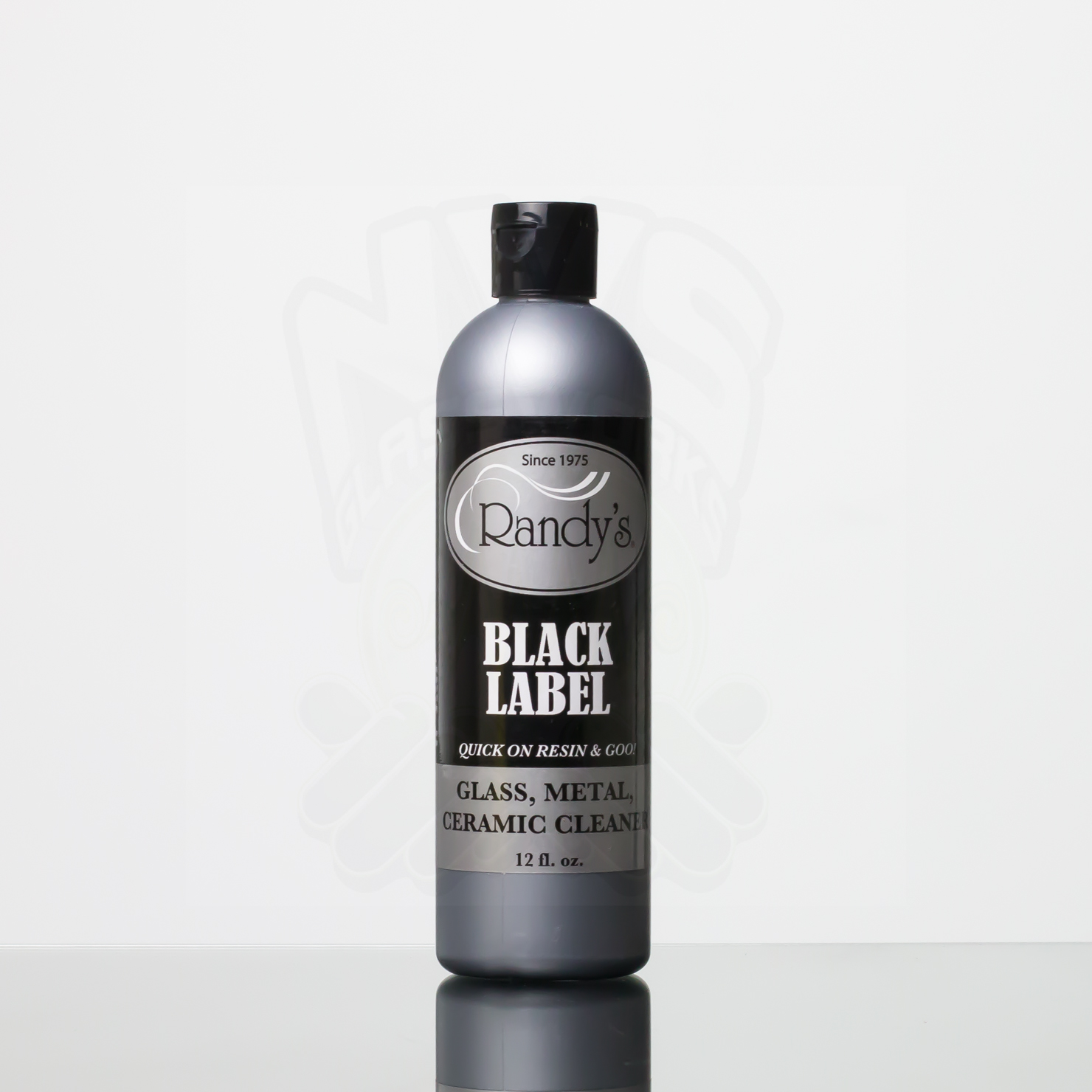 Randy/'s Black Label Cleaner- 12 fl Glass Cleaner Pipe THE BEST CLEANER!! oz