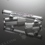 Boro Syndicate Low Rider Adapter 10mm Female 14mm Male