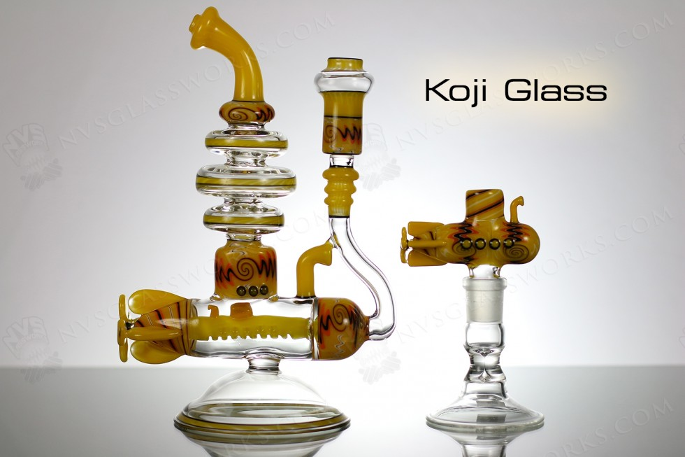 Koji Glass Slider