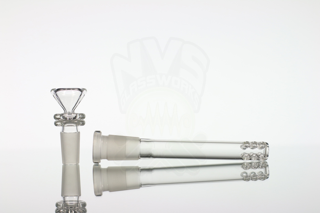 MIO Glass Waterpipes NVS Glassworks