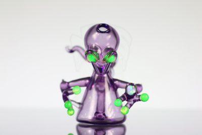 Alien Rig in Purple Potion, Illuminati (UV)