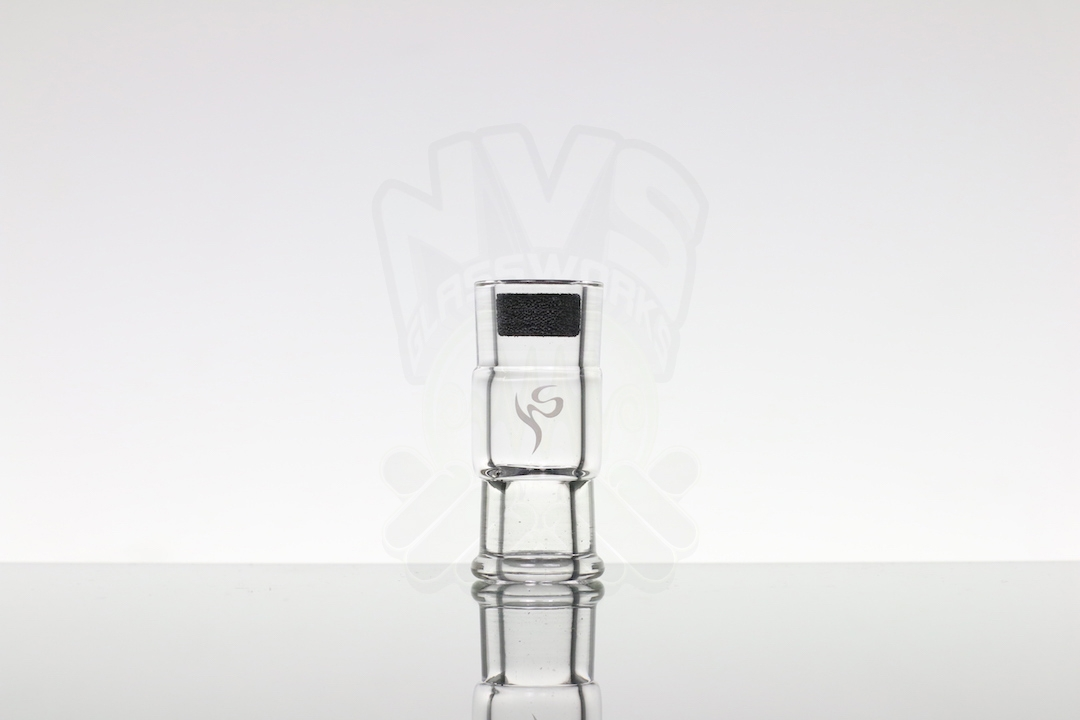 Health Stone 14mm Female Vapor Slide - Clear