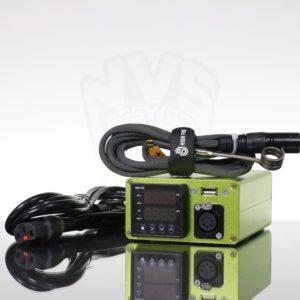High Five LCD - Green