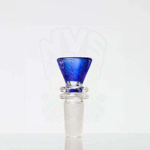 Dichroic Alchemy 14mm Slide Blue Red (2)