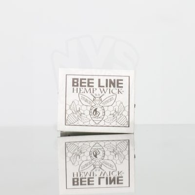 Bee Line Hemp Wick Thick Small Pack (9ft)