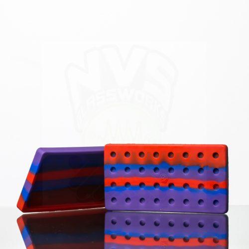 Budder Blocks Pocket Slab Blue Purple Red (1)