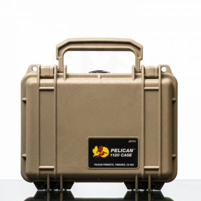 Pelican 1120 Case - Tan (1)