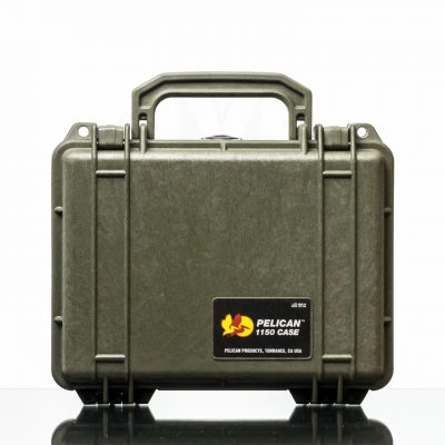 Pelican 1150 Case - OD Green (1)