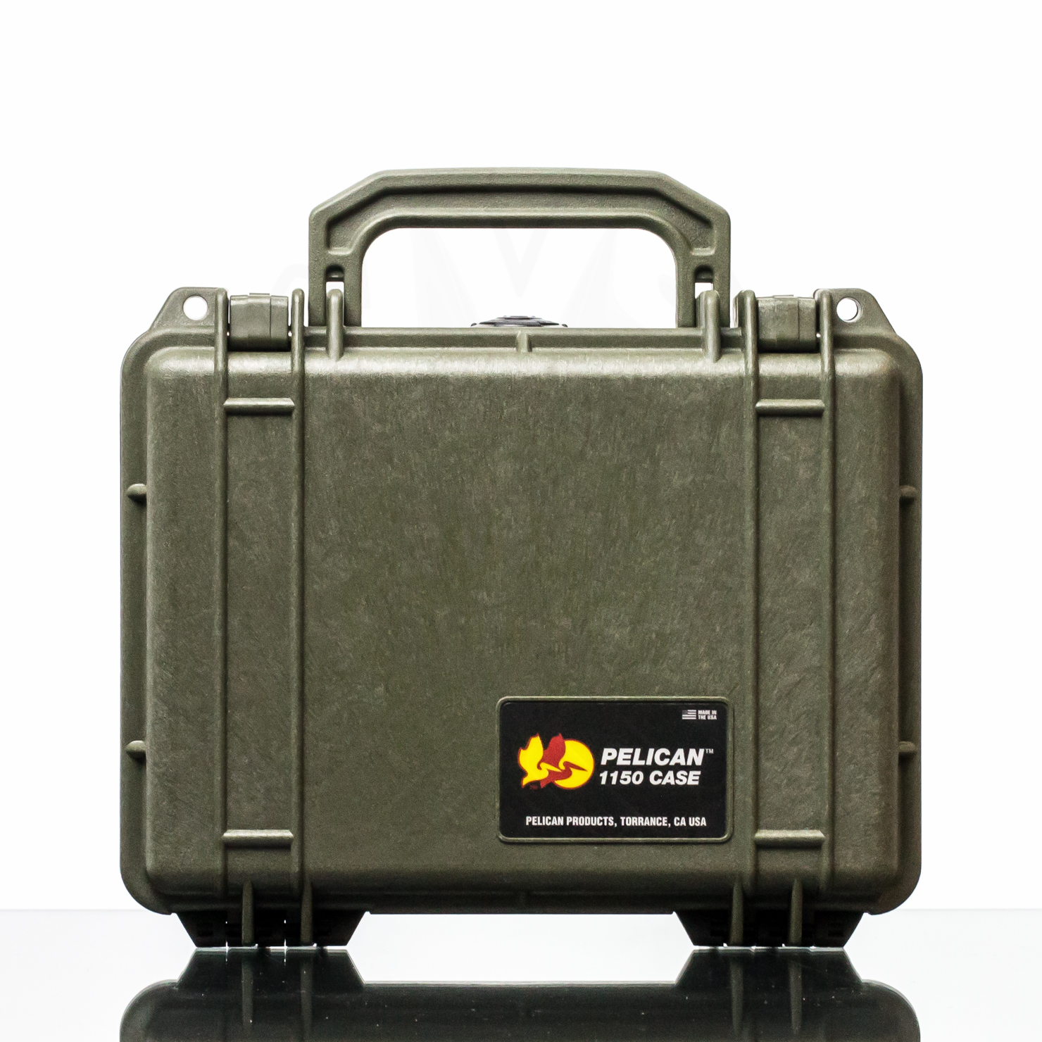 Pelican Case 1150 Od Green Nvs Glassworks Protective Cases