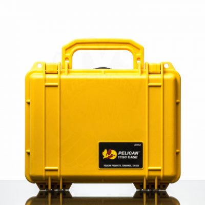 Pelican 1150 Case - Yellow (3)