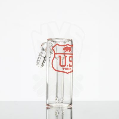 US Tubes 14mm Mini Ash Catcher - Red Label