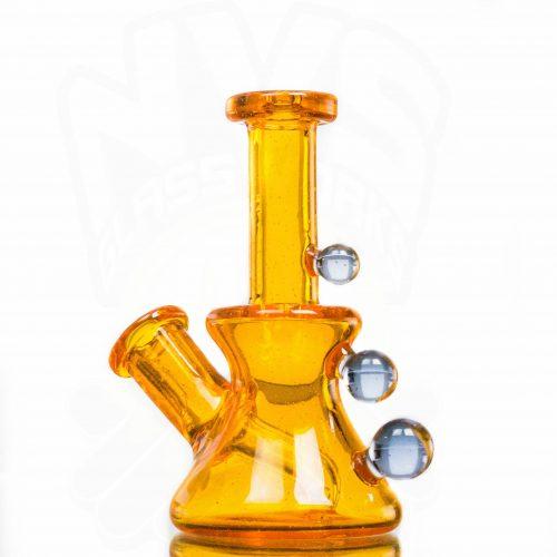 Happy Time Glass UV Timetube Orange