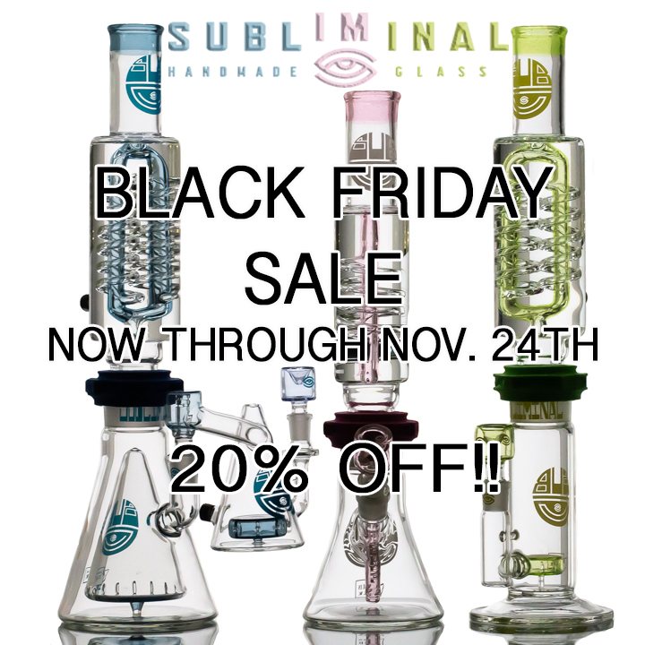 20% Black Friday Sale off everything in website