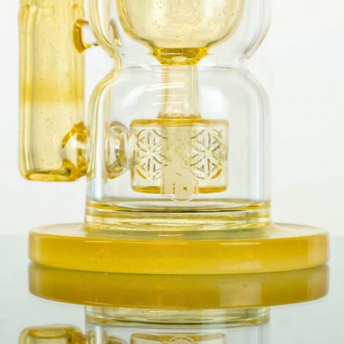 FatBoy Full Size Hourglass Torus Trans Yoshi (cfl)