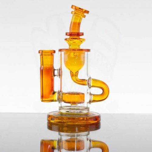 FatBoy Glass Klein - North Star Yellow