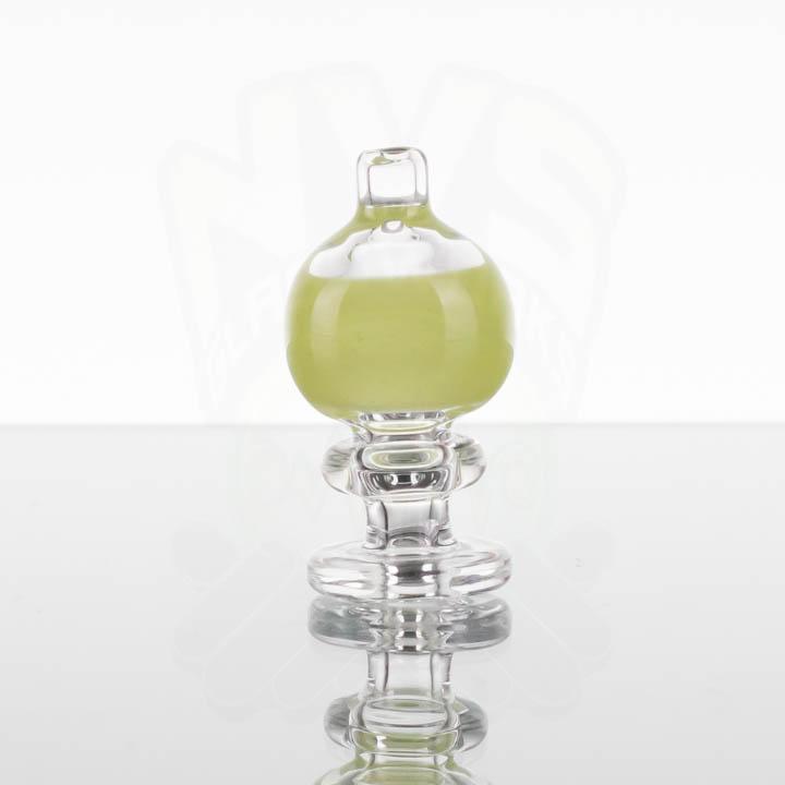 KXB Glass Bubble Cap - Yoshi (CFL)