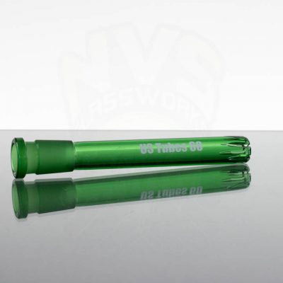 US Tubes 60 6in 18-24mm Oversized Downstem - Green