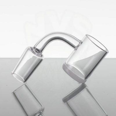 Generic Quartz Banger 18mm Male 90 - Opaque Bottom