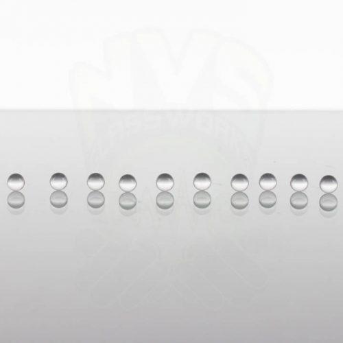 Gordo 5mm - Boro Terp Pearls - 10pack