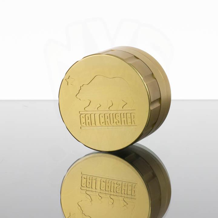 Cali Crusher 2.35in Quick Lock 3pc - Gold