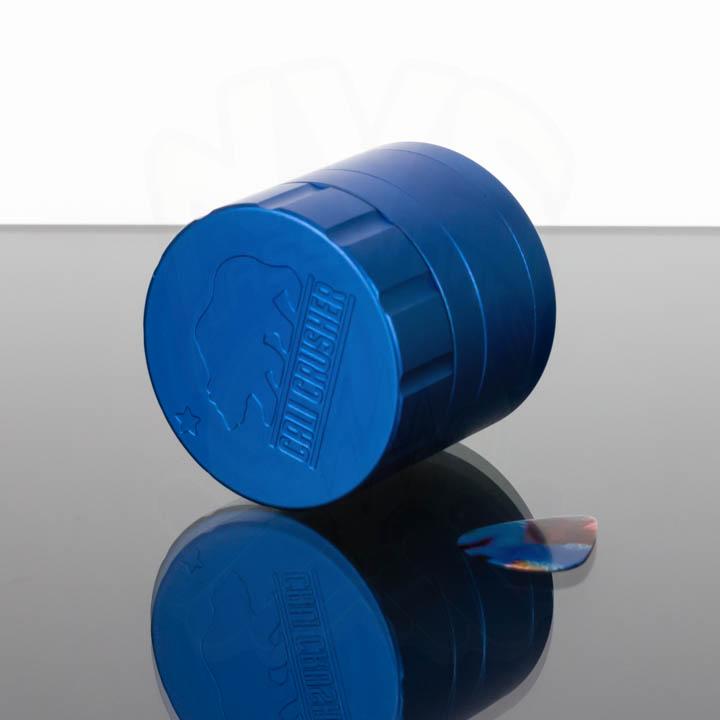 Cali Crusher 2.35in Quick Lock 4pc - Blue