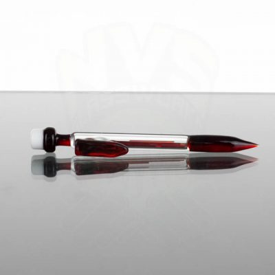 Dro Glass Mechanical Pencil Dabber - Red Elvis