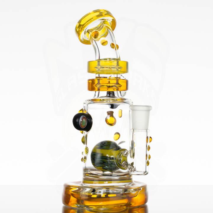 Hubbard Glass Hubb/Duction - NS Yellow #9