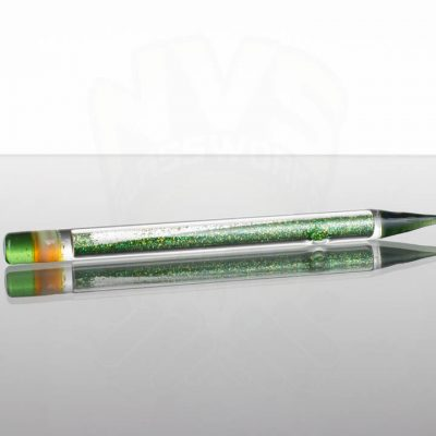 Monkey Boy Art Glitter Pencil - Green