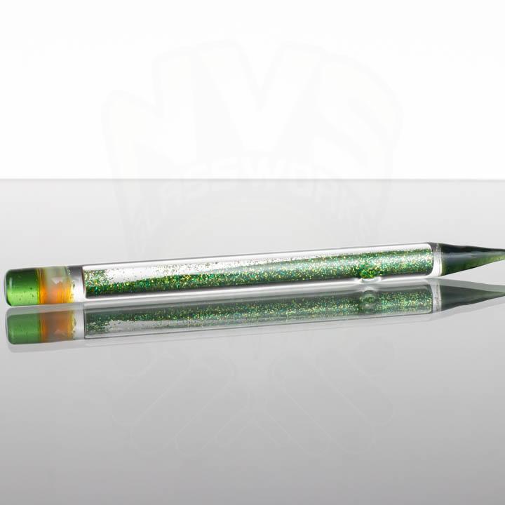 Monkey Boy Art Glitter Pencil - Green