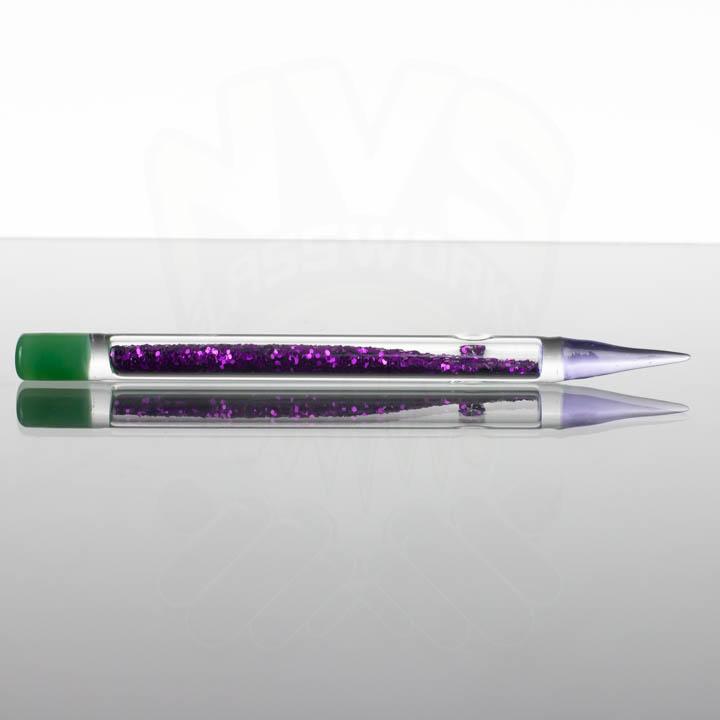 Monkey Boy Art Glitter Pencil - Purple