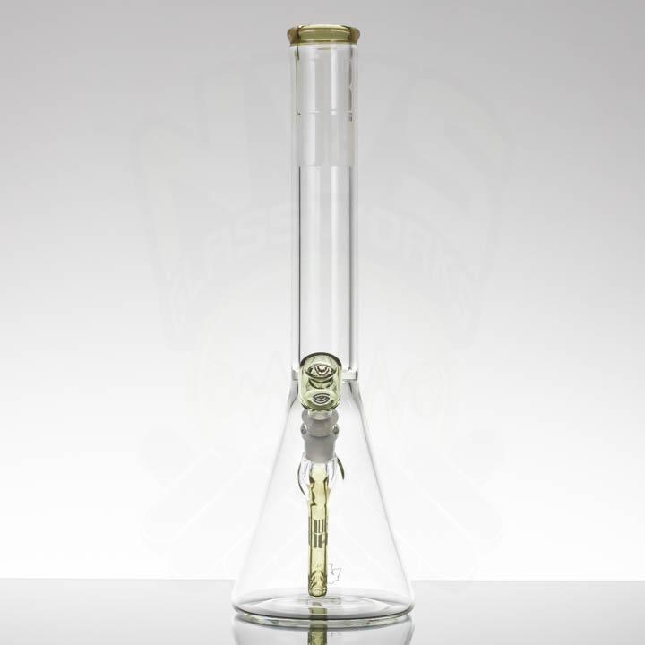 Subliminal Glass 17in 7mm Beaker - Phaze (CFL)