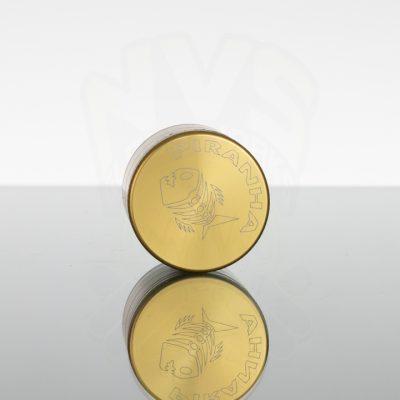 "Piranha 1.5"" 4pc - Gold"