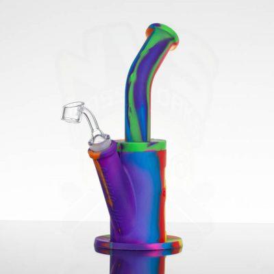 Pulsar Silicone Oil Rig - Tie Dye