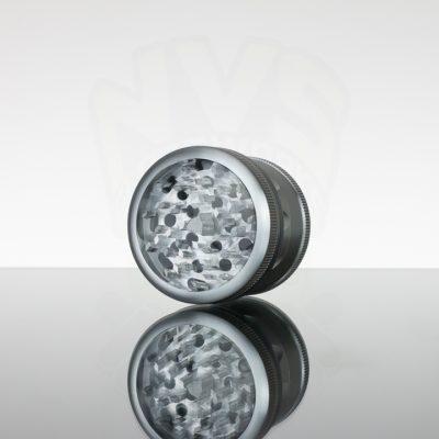 "SharpStone V2 2.5"" 4pc Glass Top - Silver"