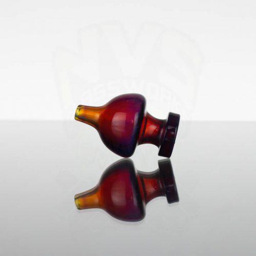 Vigil Bubble Cap - Amber Purple