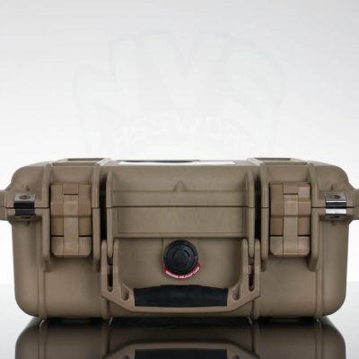 Pelican 1400 Case - Tan