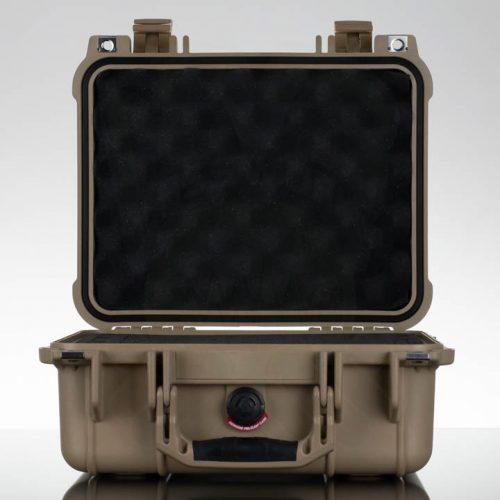 Pelican 1400 Case - Tan