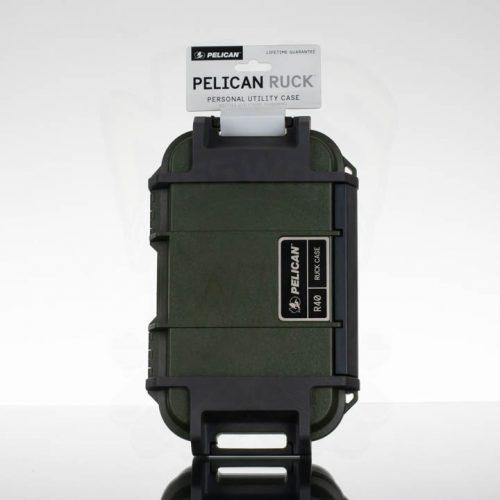 Pelican R40 Ruck Case - Green