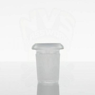 Generic Glass Adapter - 18M - 14F Flush