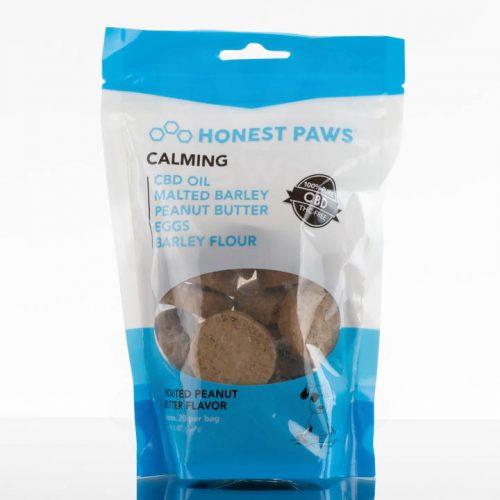 Honest Paws CDB Calming Treats - 20qty
