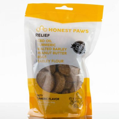 Honest Paws CDB Relief Treats - 20qty