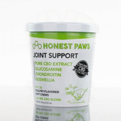 Honest Paws Joint Support Soft Chews - 250mg CBD