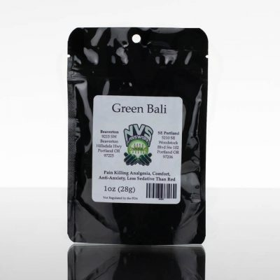 Powder Kratom - Green Bali - 1oz