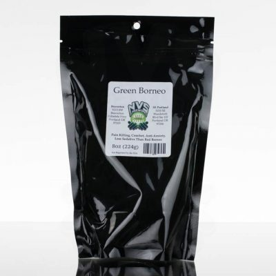 Powder Kratom - Green Borneo - 8oz