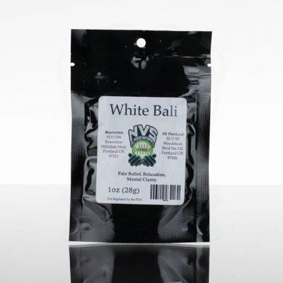 Powder Kratom - White Bali - 1oz
