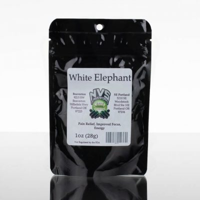 Powder Kratom - White Elephant - 1oz