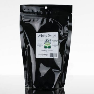 Powder Kratom - White Super - 8oz