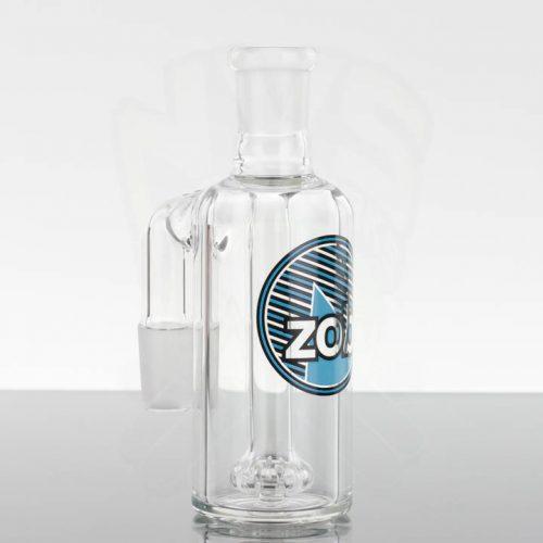 ZOB-AC-Flat-Disc-Blue-Black-Circle-with-Stripes-18mm-90-862657