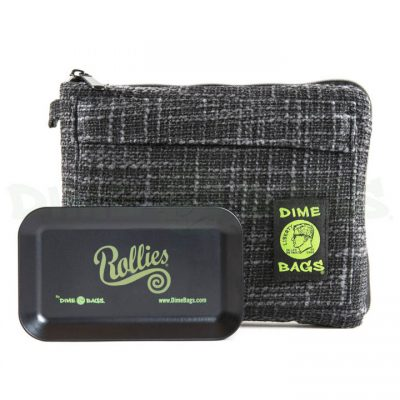 Dime Bags 10in Rollies Pouch Black
