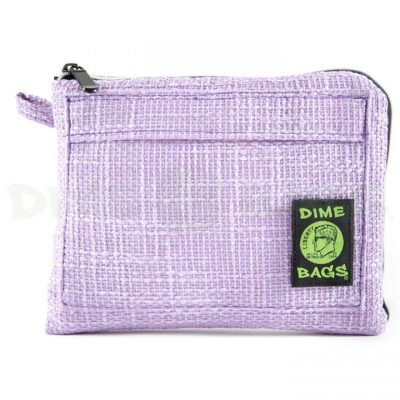 Dime Bags 10in padded pouch purple